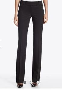 White House Black Market Legacy Black Pants 6L